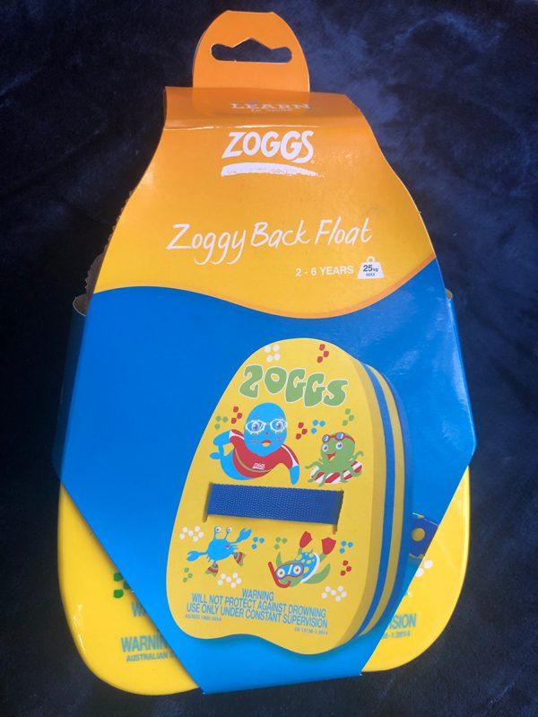 Zogg's Back Float