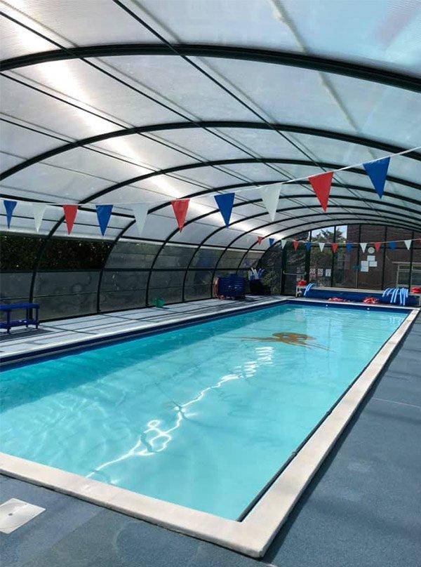 hangleton swimming pool